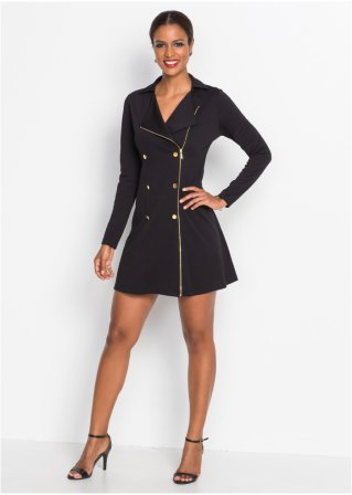 Business šaty černá - BODYFLIRT boutique koupit online - bonprix.cz cf7b50852d1