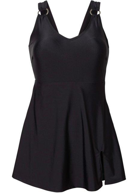 Plavkové šaty černá - Žena - bpc selection - bonprix.cz 433eea1ca9e
