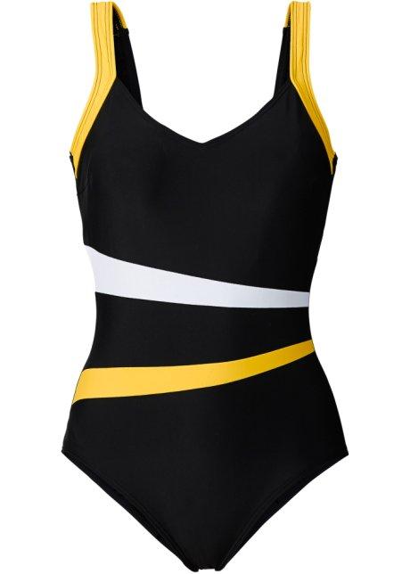 Jednodílné plavky černá - Žena - bonprix.cz 77a9506d64