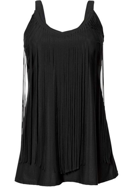 Stahovací plavkové šaty černá - bpc selection - bonprix.cz 8db5e51cf18