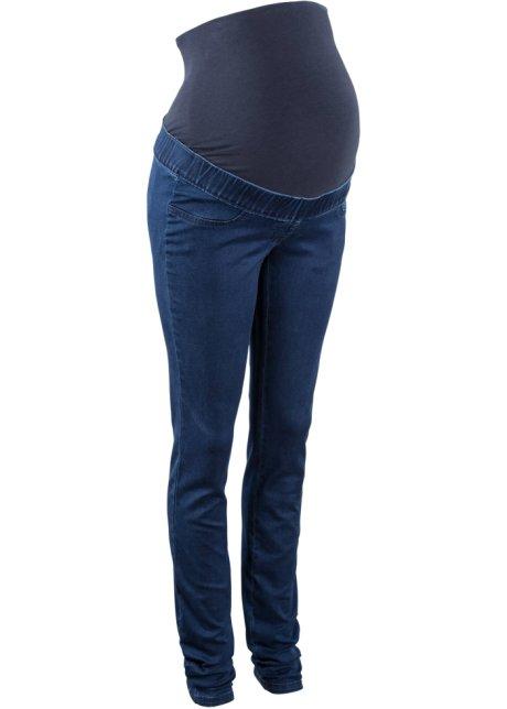 2ac5f6746f1 Těhotenské džínové legíny tmavý denim - Žena - bpc bonprix ...