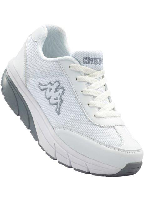 658d8c022c5 Sportovní obuv značky Kappa bílo-šedá - Kappa - bonprix.cz