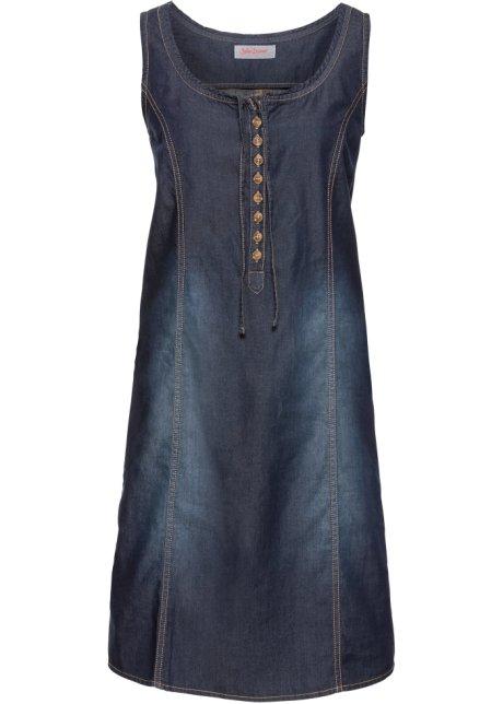 20107f22d86a Džínové šaty