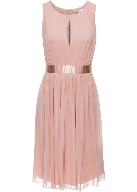Šaty růžová vintage - Žena - BODYFLIRT - bonprix.cz 8f45e9deda