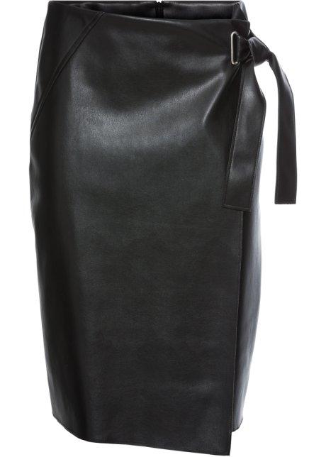 Sukně v zavinovacím vzhledu e6dce859be