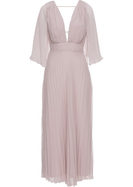 Večerní šaty růžová - BODYFLIRT boutique objednat online - bonprix.cz 0bd5912340