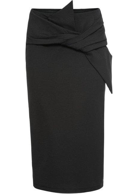 Pouzdrová sukně černá - Žena - bonprix.cz 34a274cb31