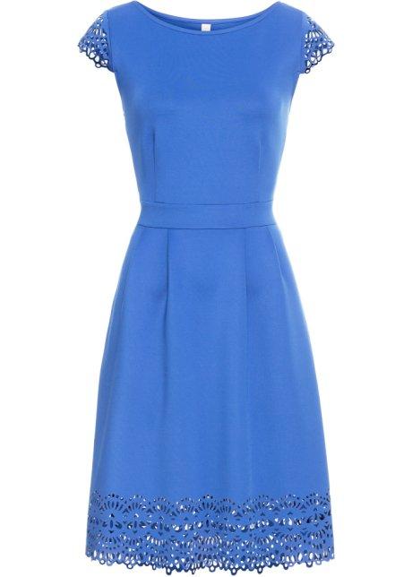d1482c26fb Šaty s průstřihy tmavě modrá - BODYFLIRT boutique objednat online ...