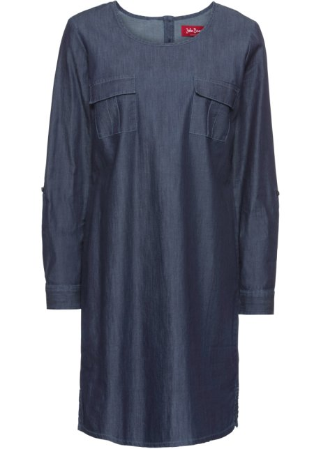 f4652d2dfda Džínové šaty