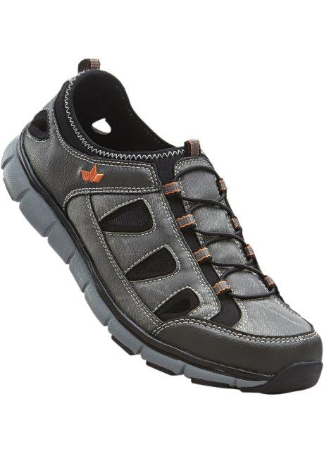 Outdoor obuv značky Brütting šedo-černá - Žena - Brütting - bonprix.cz 4d3618ce45a