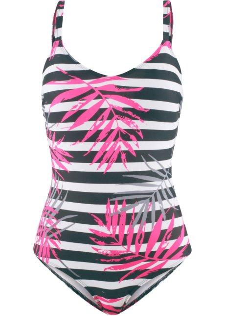bde655cb724 Jednodílné plavky černo-bílá - bpc bonprix collection objednat ...