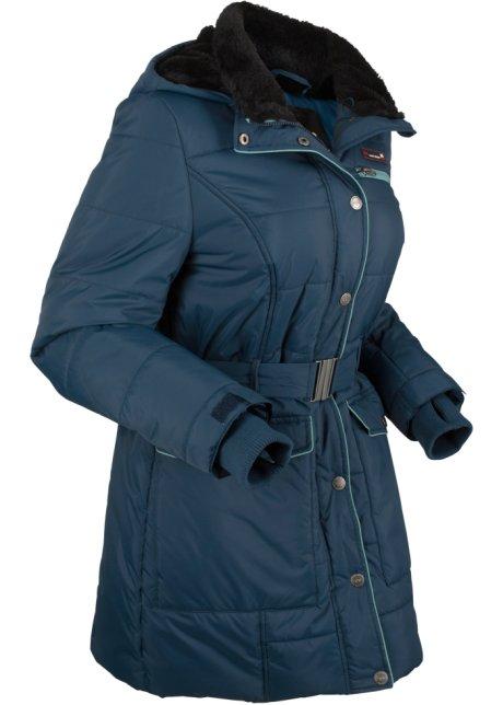 4be8a4043178 Outdoorová prošívaná bunda tmavě modrá - bpc bonprix collection ...