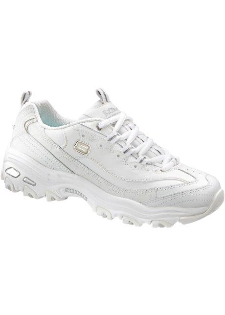 d6b48d817 Sportovní obuv Skechers bílá - Žena - bonprix.cz