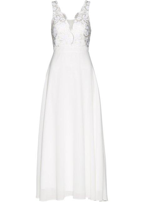 fe8110271a7d Svatební šaty přírodní bílá - bpc selection objednat online - bonprix.cz
