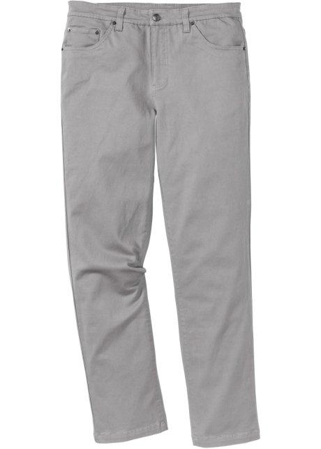 3bb85a2f1b35 Strečové kalhoty Classic Fit Straight šedá - bpc bonprix collection ...