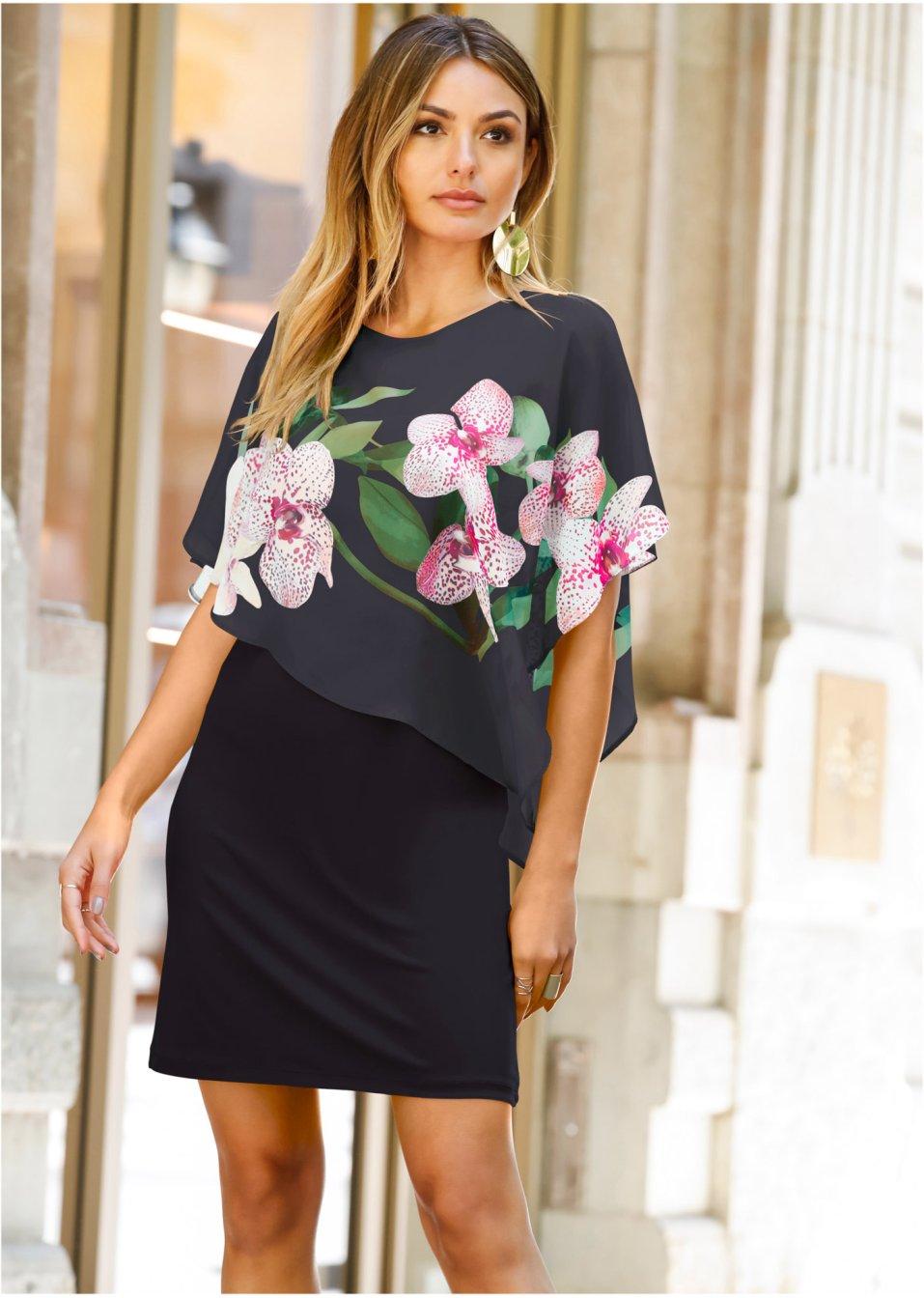 aee876cc23ab Společenské šaty za skvělé ceny najdete u bonprix