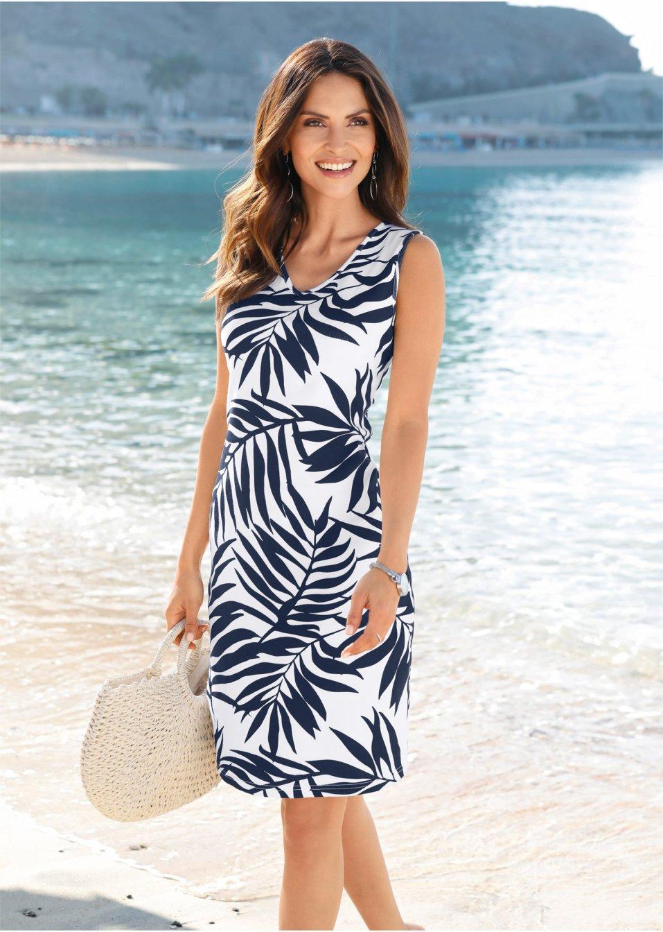 015c16128053 Dámské úpletové šaty nakoupíte online u bonprix