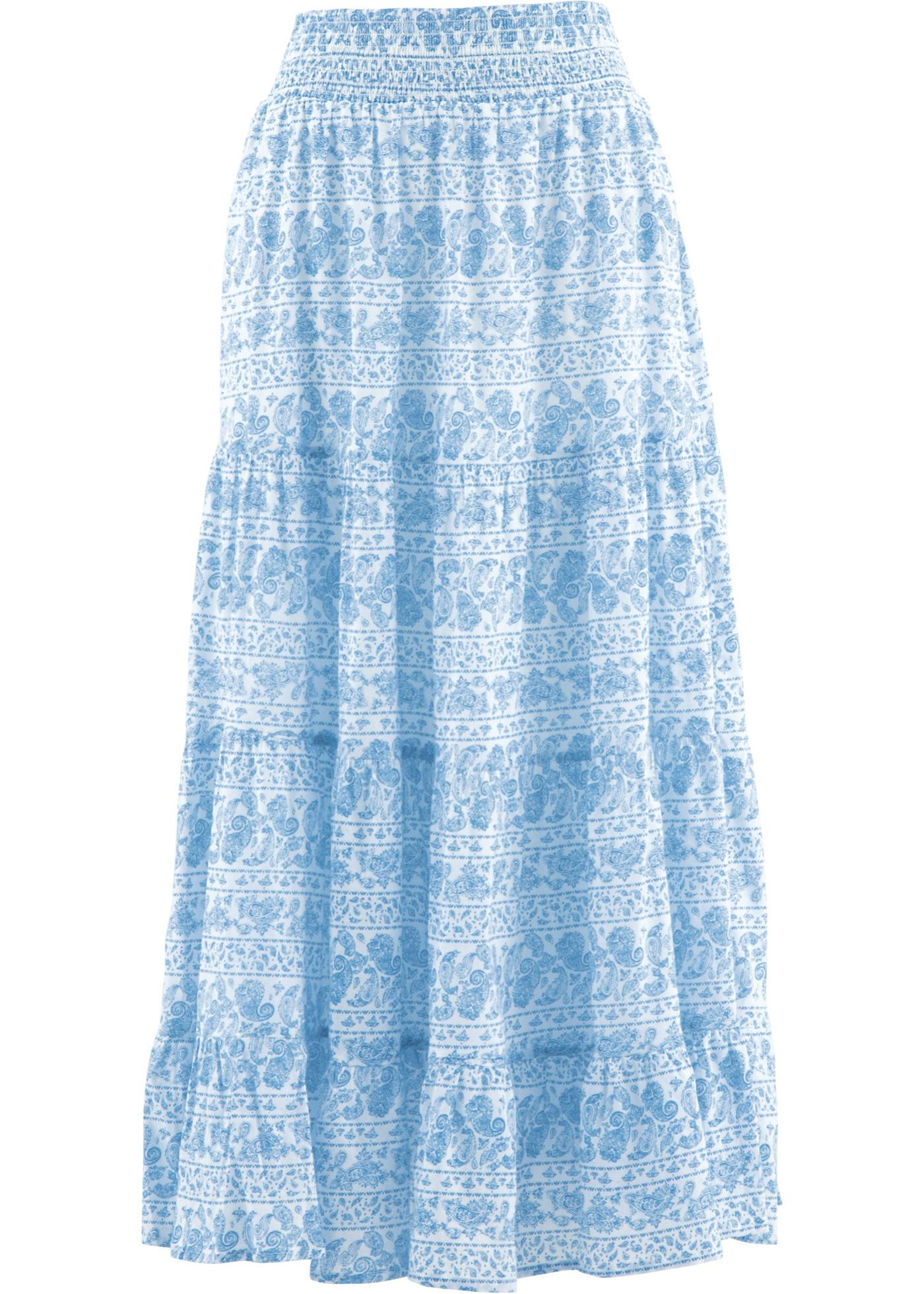 Dlouhá sukně, designed by Maite Kelly - Bílá