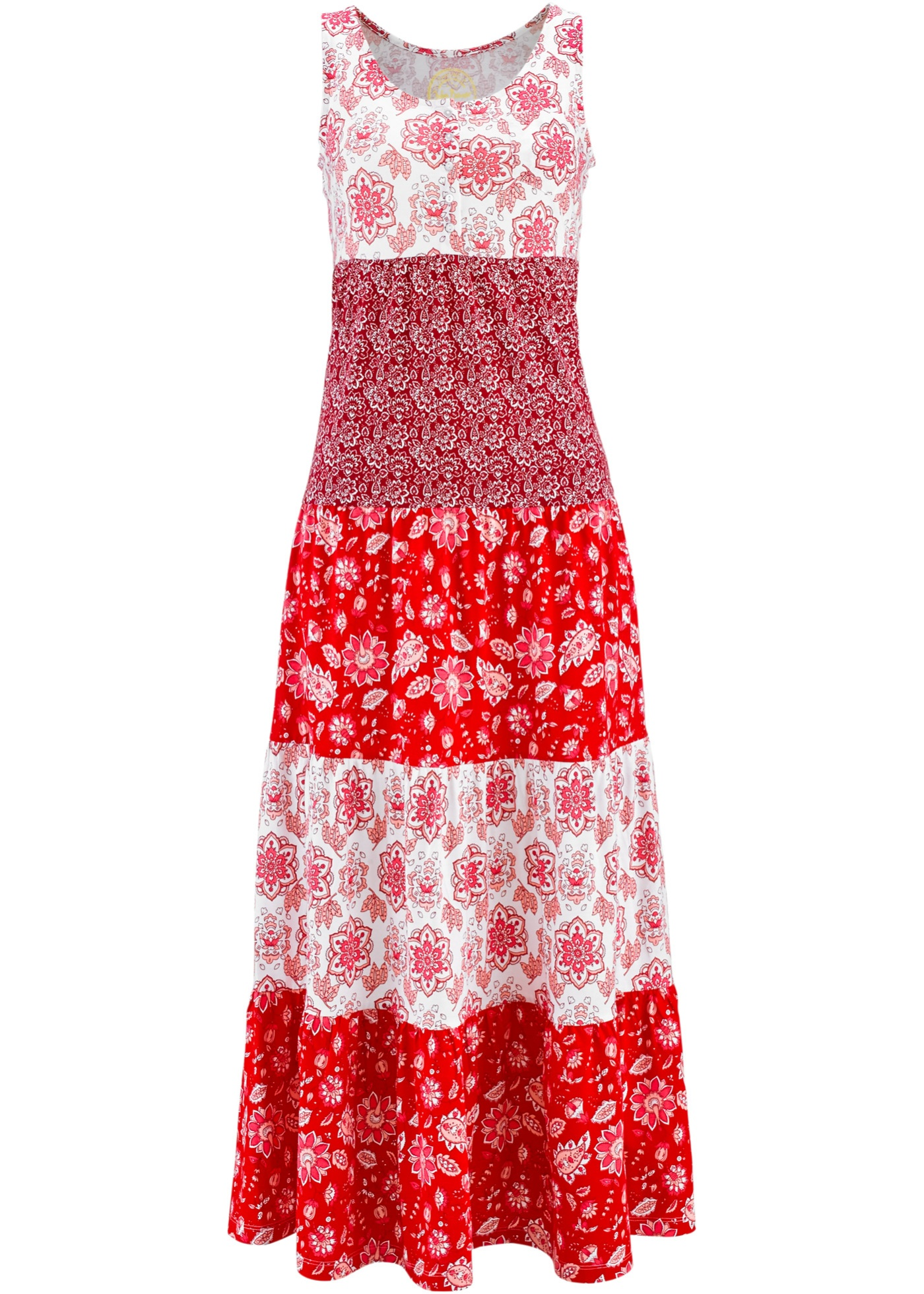 Šaty - Červená