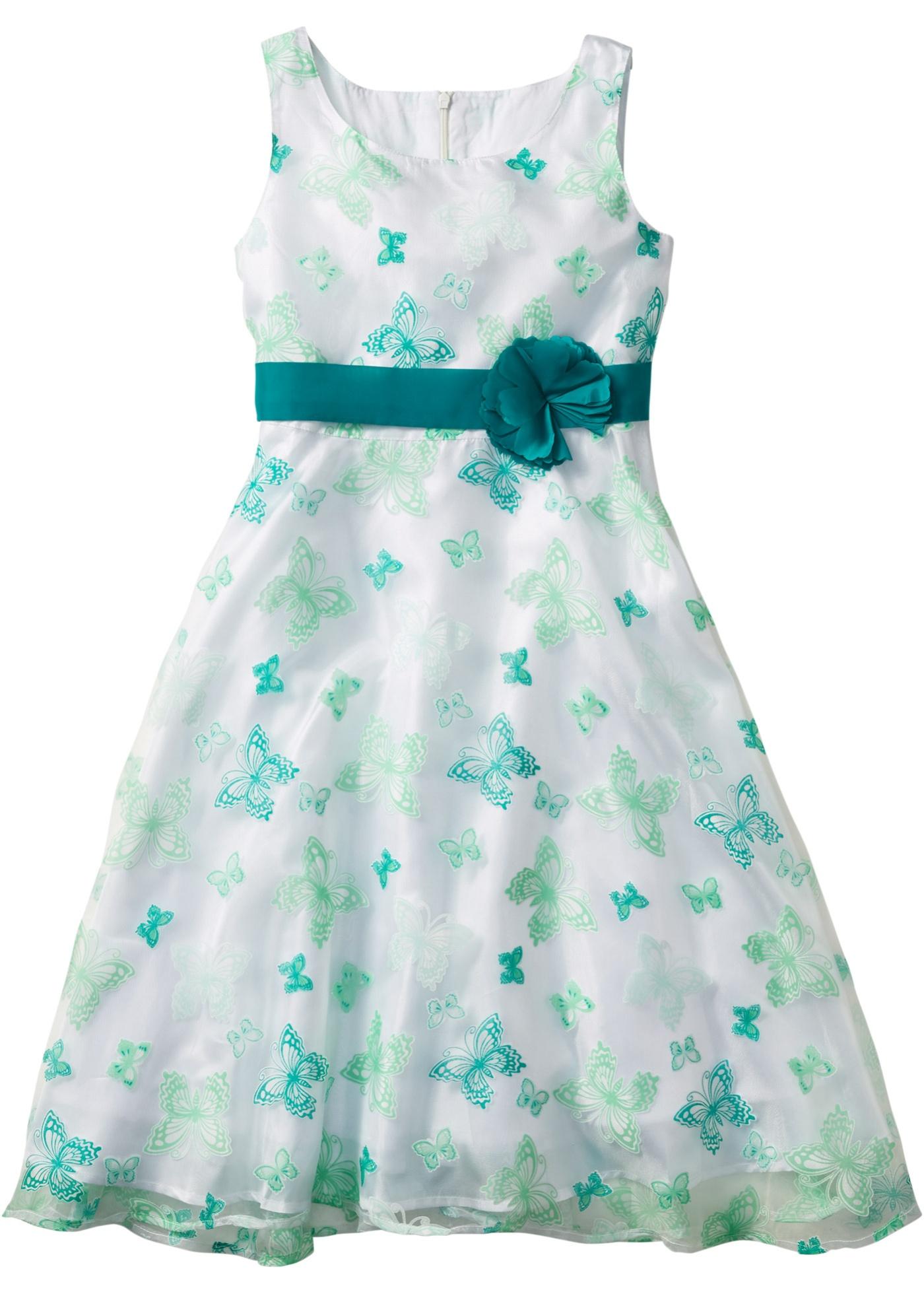 Slavnostní šaty - Bílá