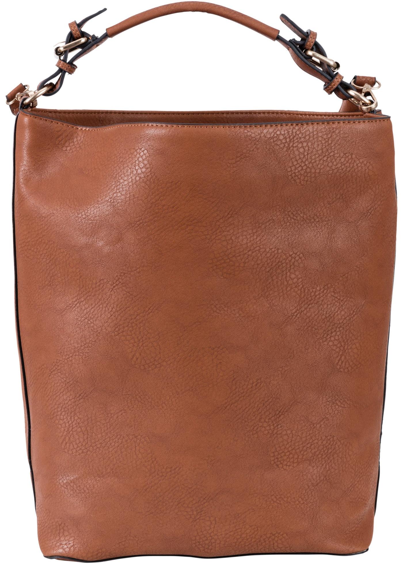 Velká taška Basic - Hnědá