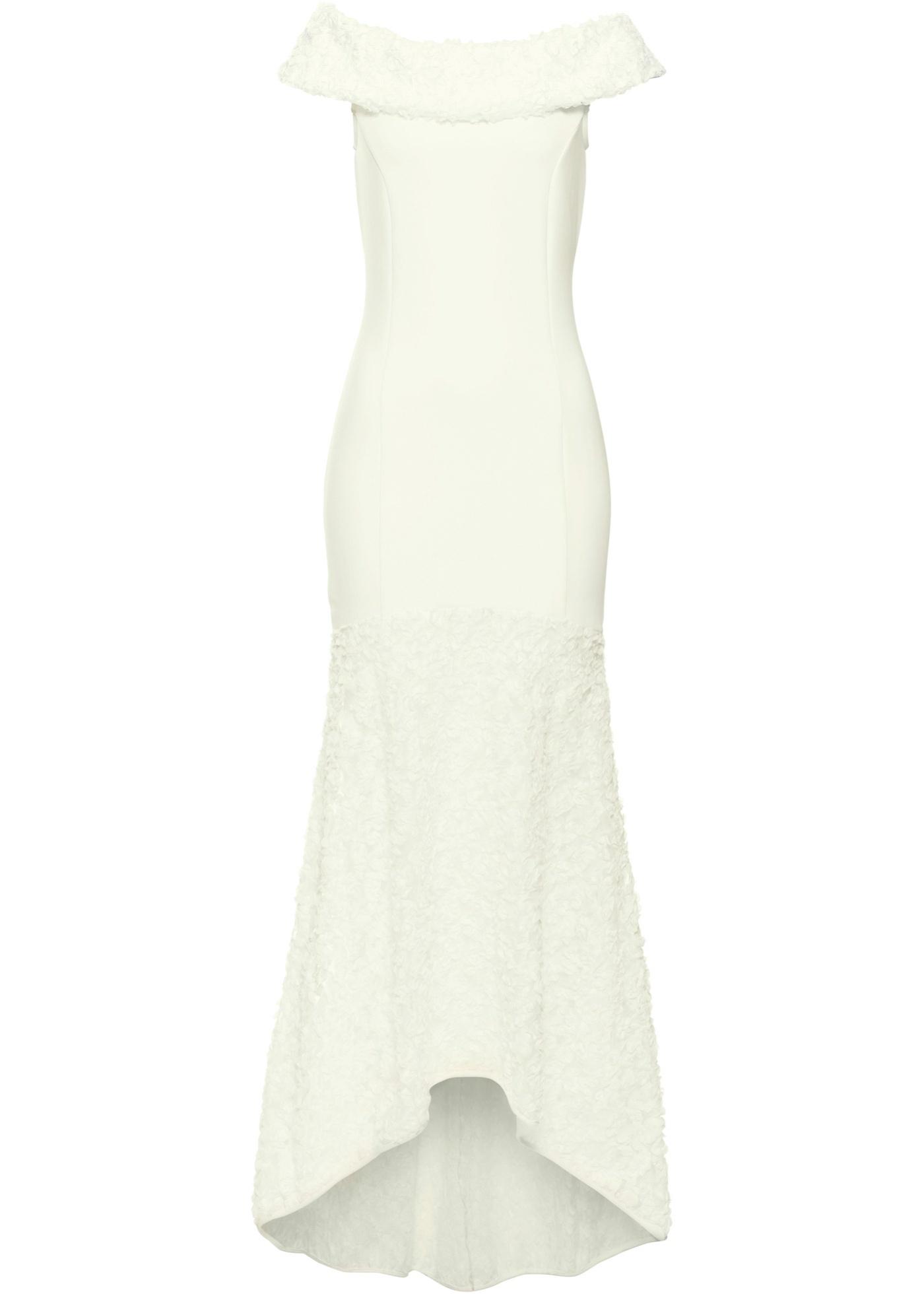 Svatební šaty - Béžová