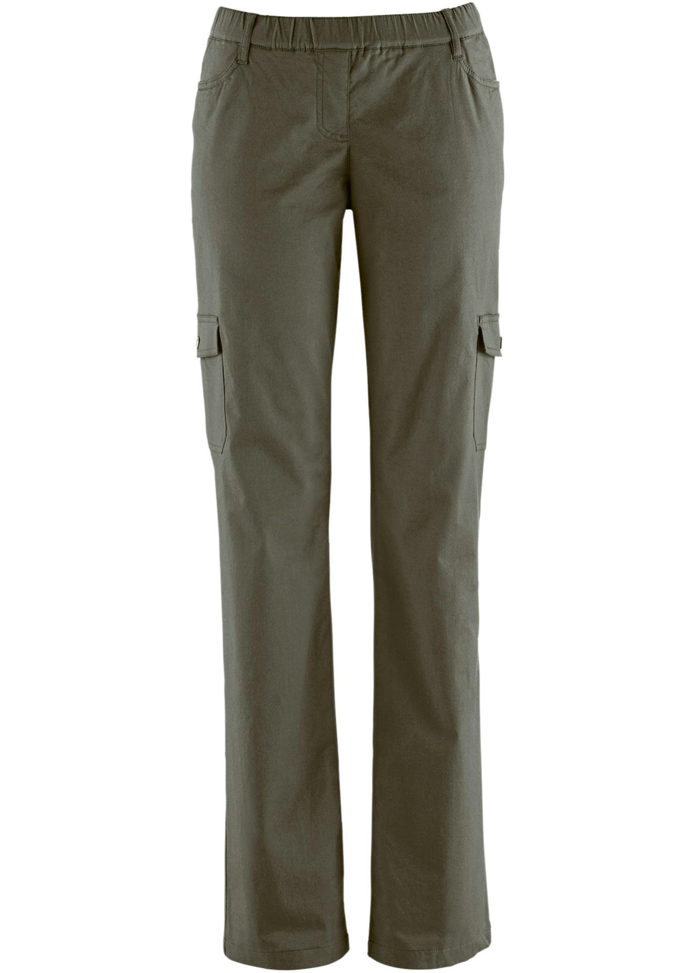 Termo Kargo kalhoty - Zelená