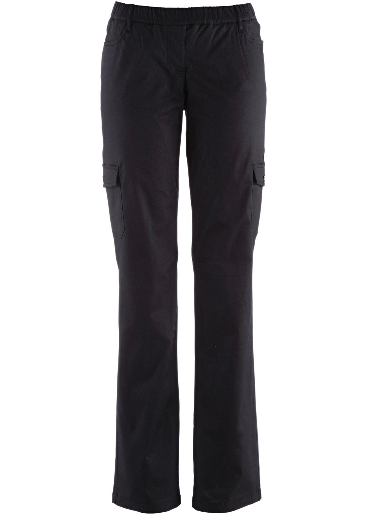 Termo Kargo kalhoty - Černá