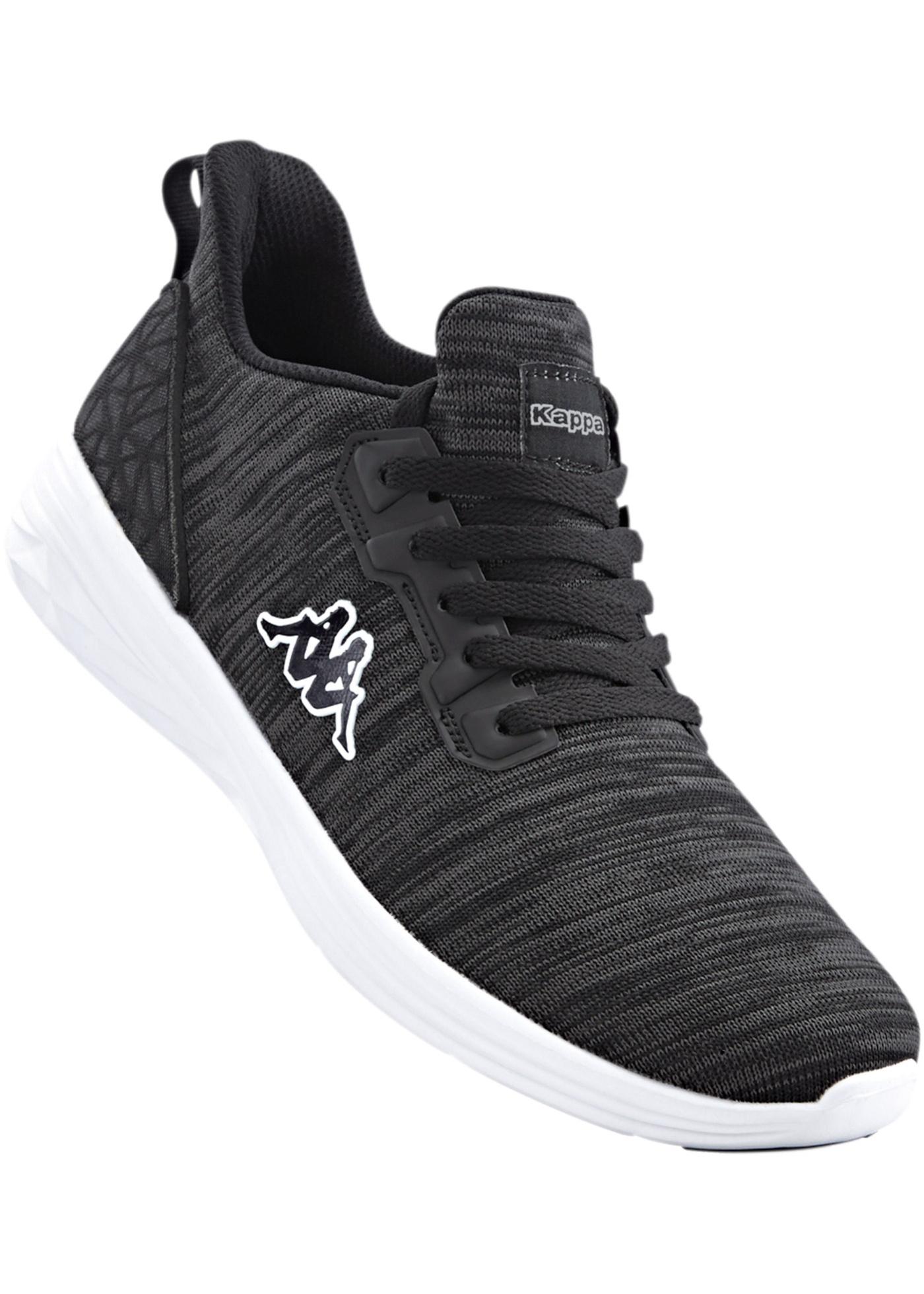 Sportovní obuv Kappa - Černá