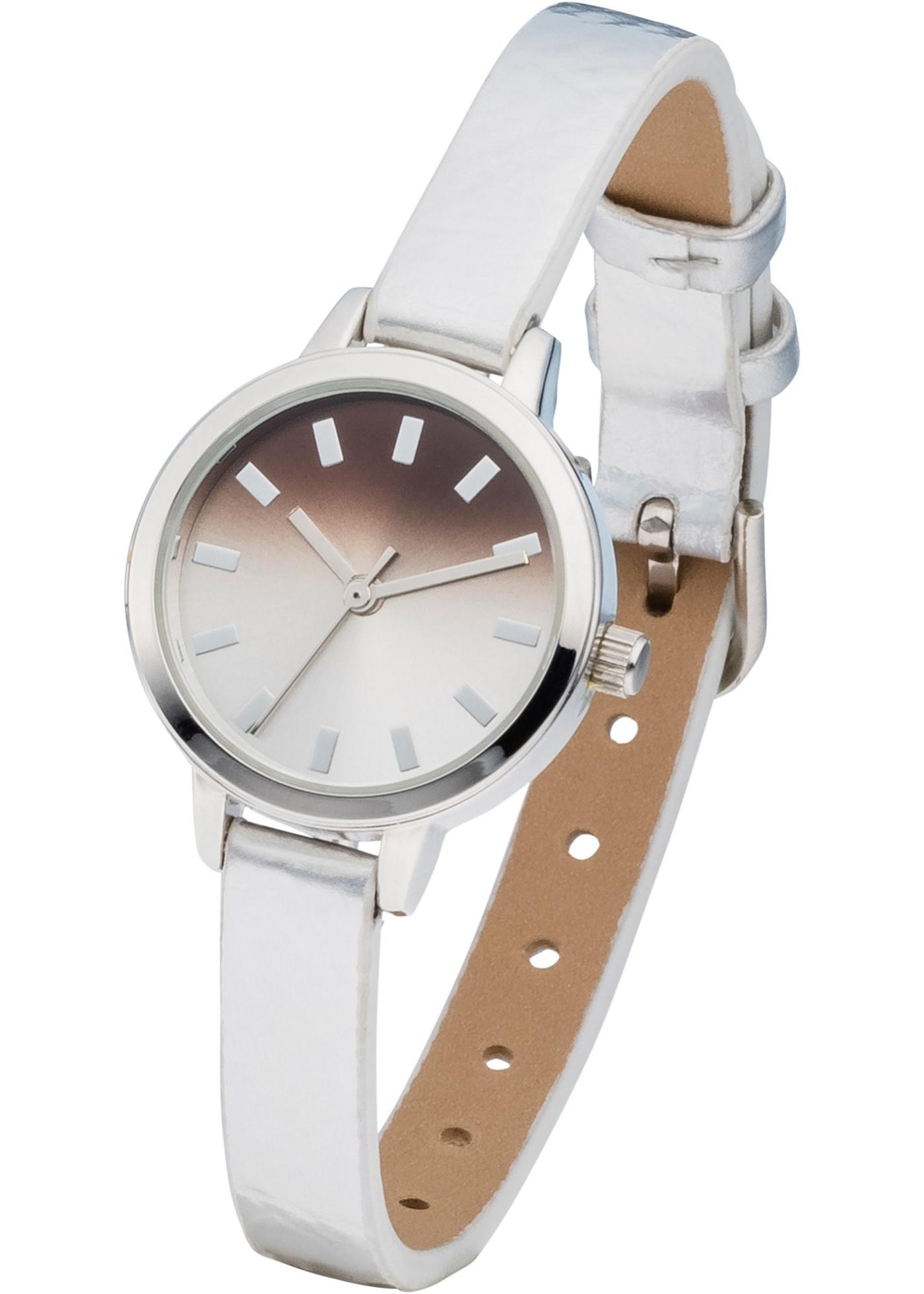 7a564519e21 Náramkové hodinky - Stříbrná