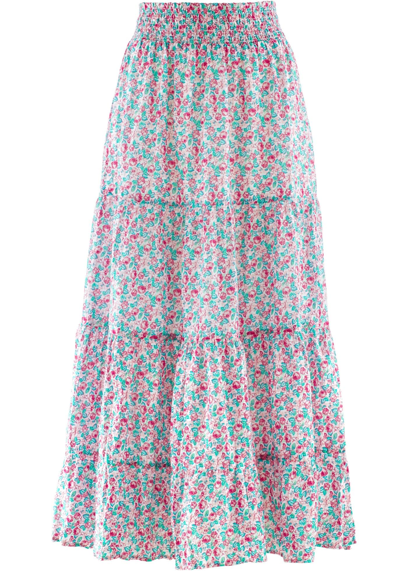 Dlouhá sukně, designed by Maite Kelly - Růžová