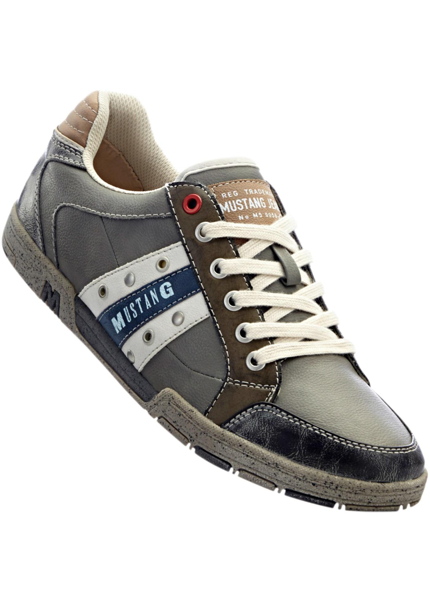 Vycházková obuv značky Mustang - Béžová fa55e41901