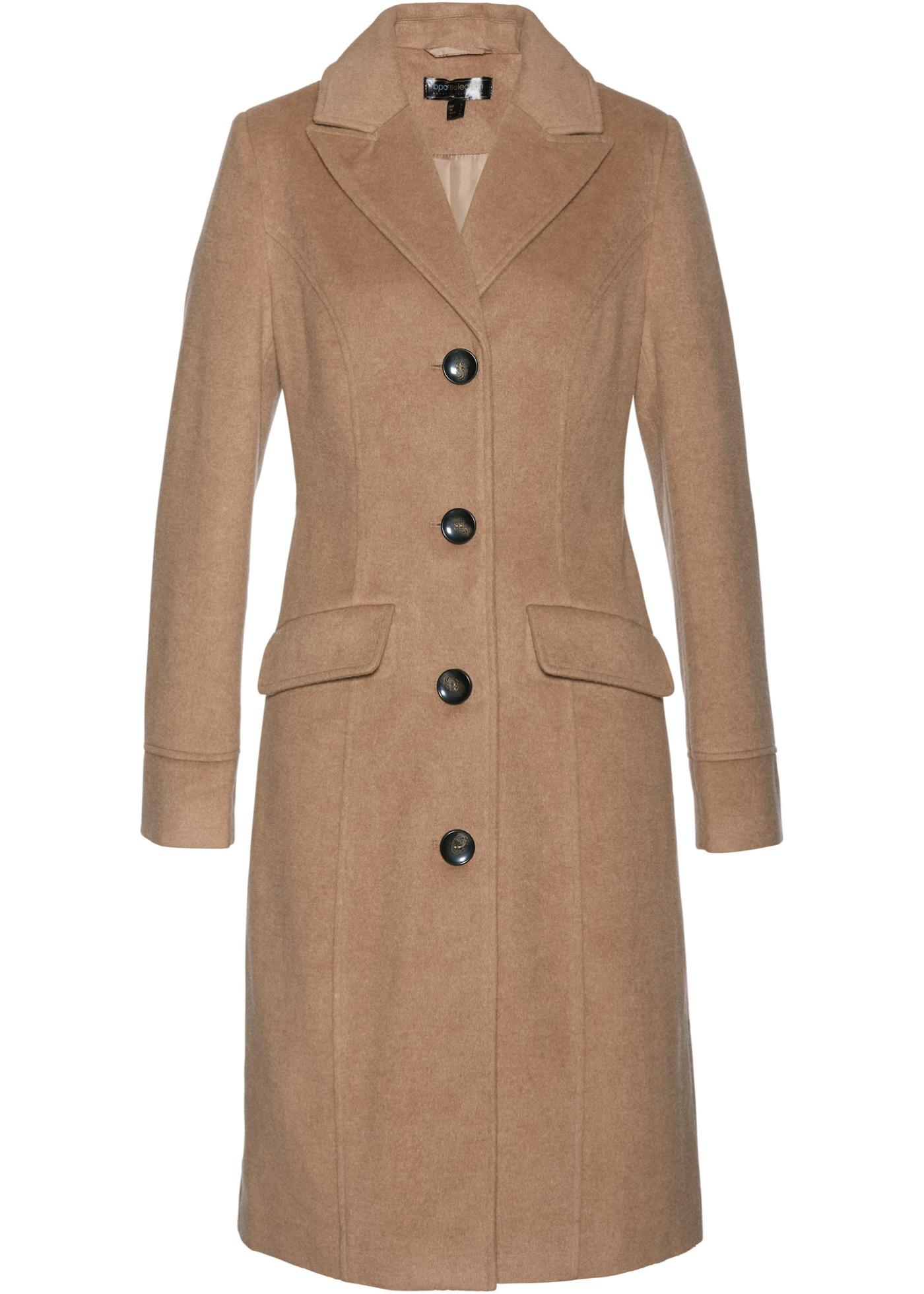 Kabát - Hnědá