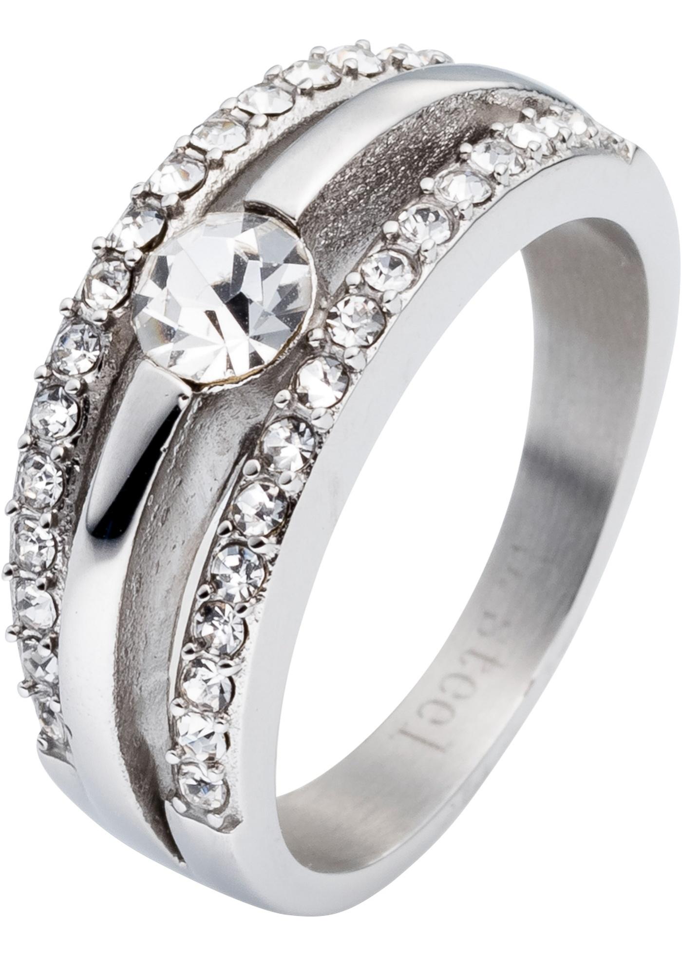 68f80a162e2 Prsten z ušlechtilé oceli - Stříbrná