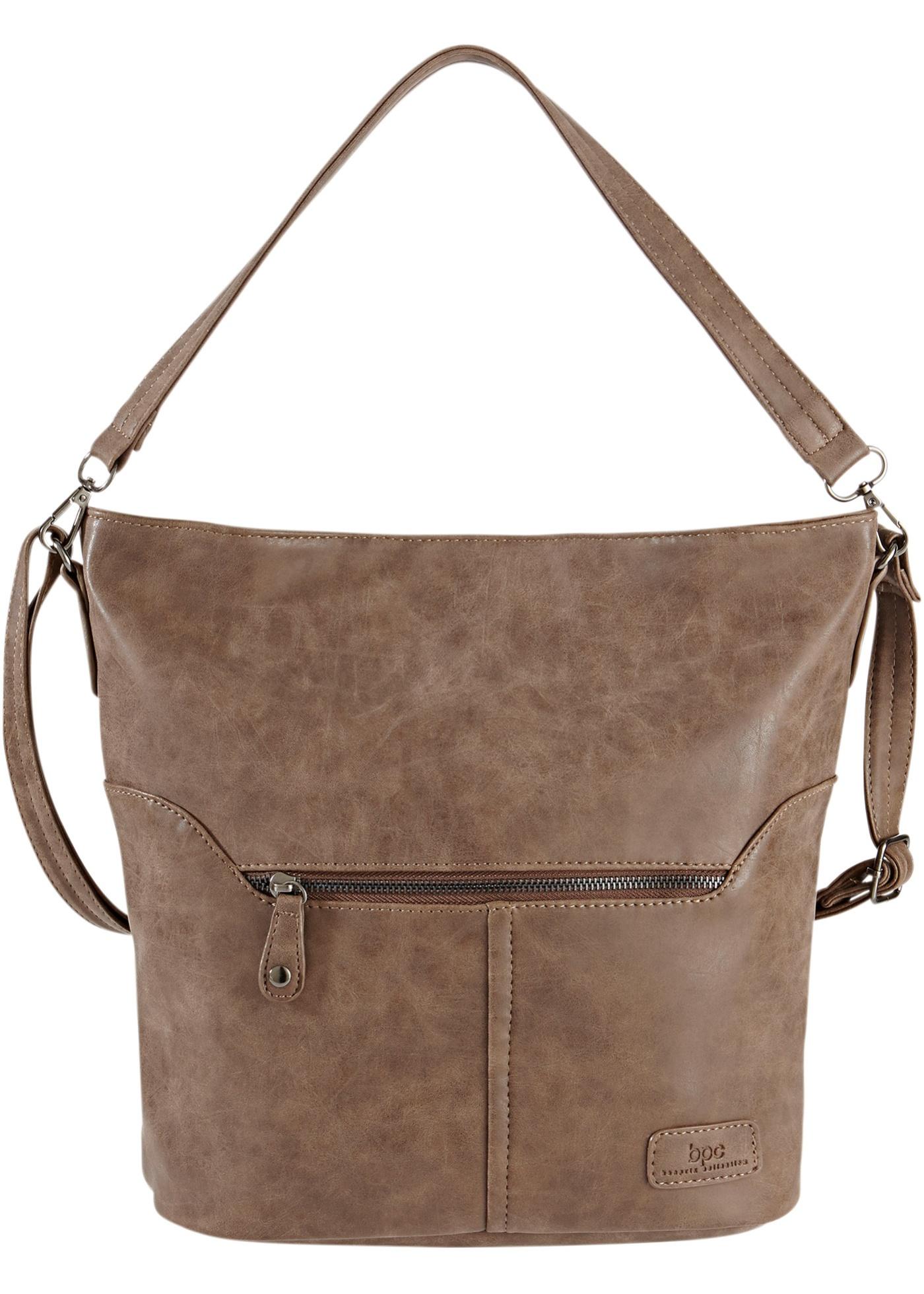 Nákupní kabelka Vintage - Hnědá 2b0165d0ac