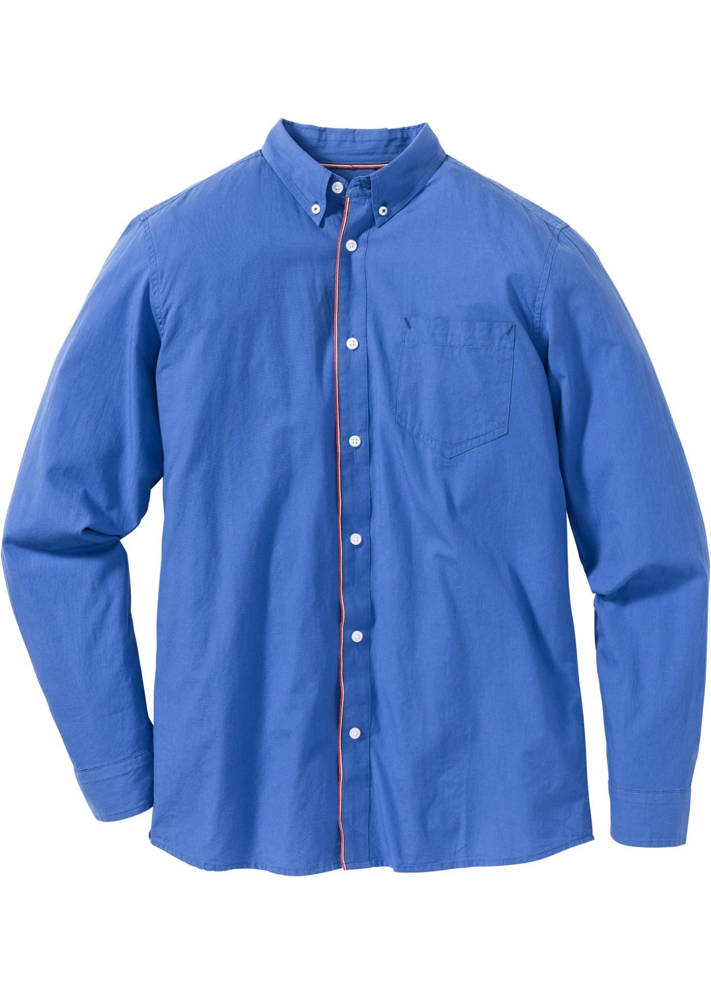 a2b3fb03968 Kosile woodcutter s dlouhym rukavem modra levně