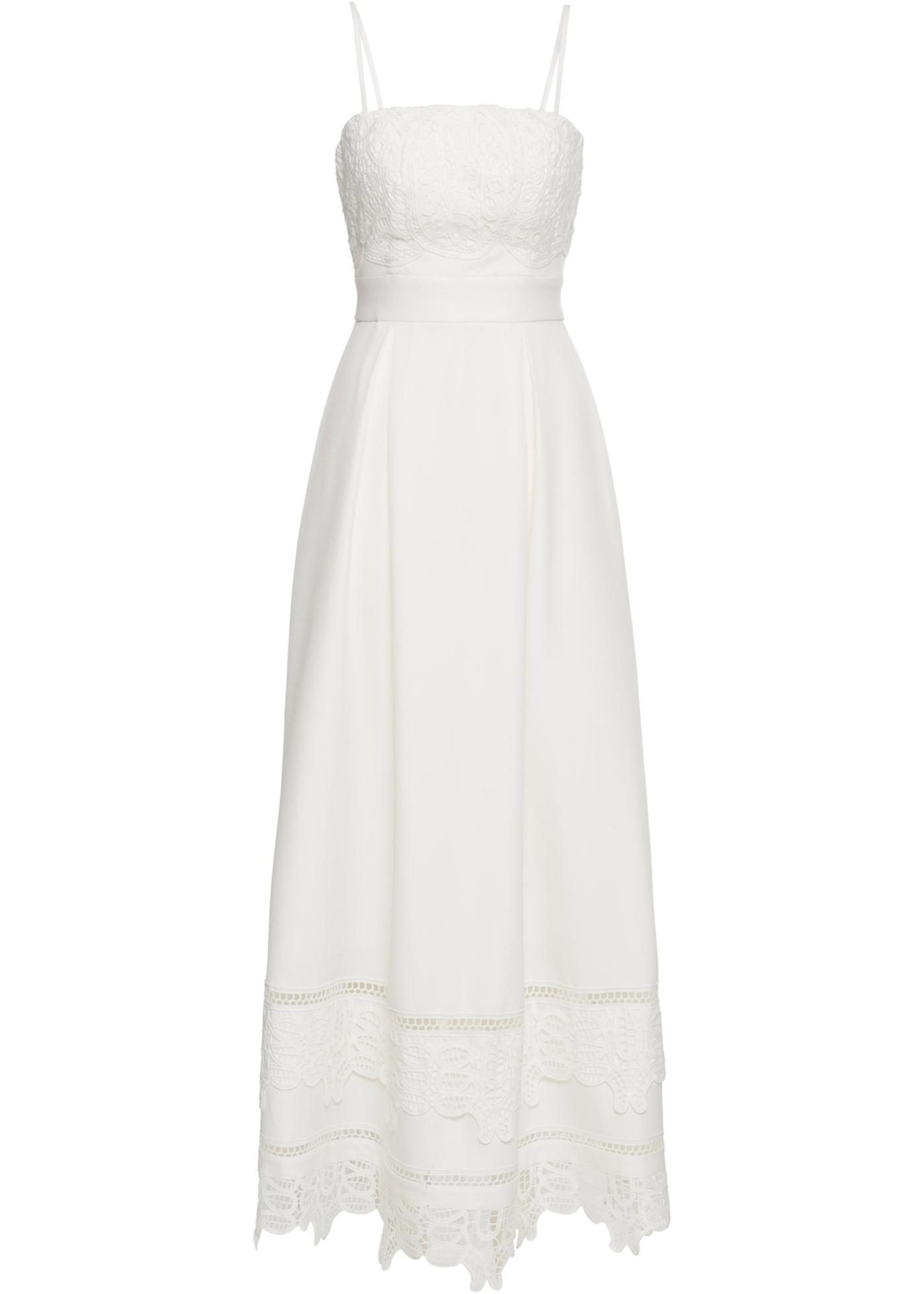 Svatební šaty - Bílá
