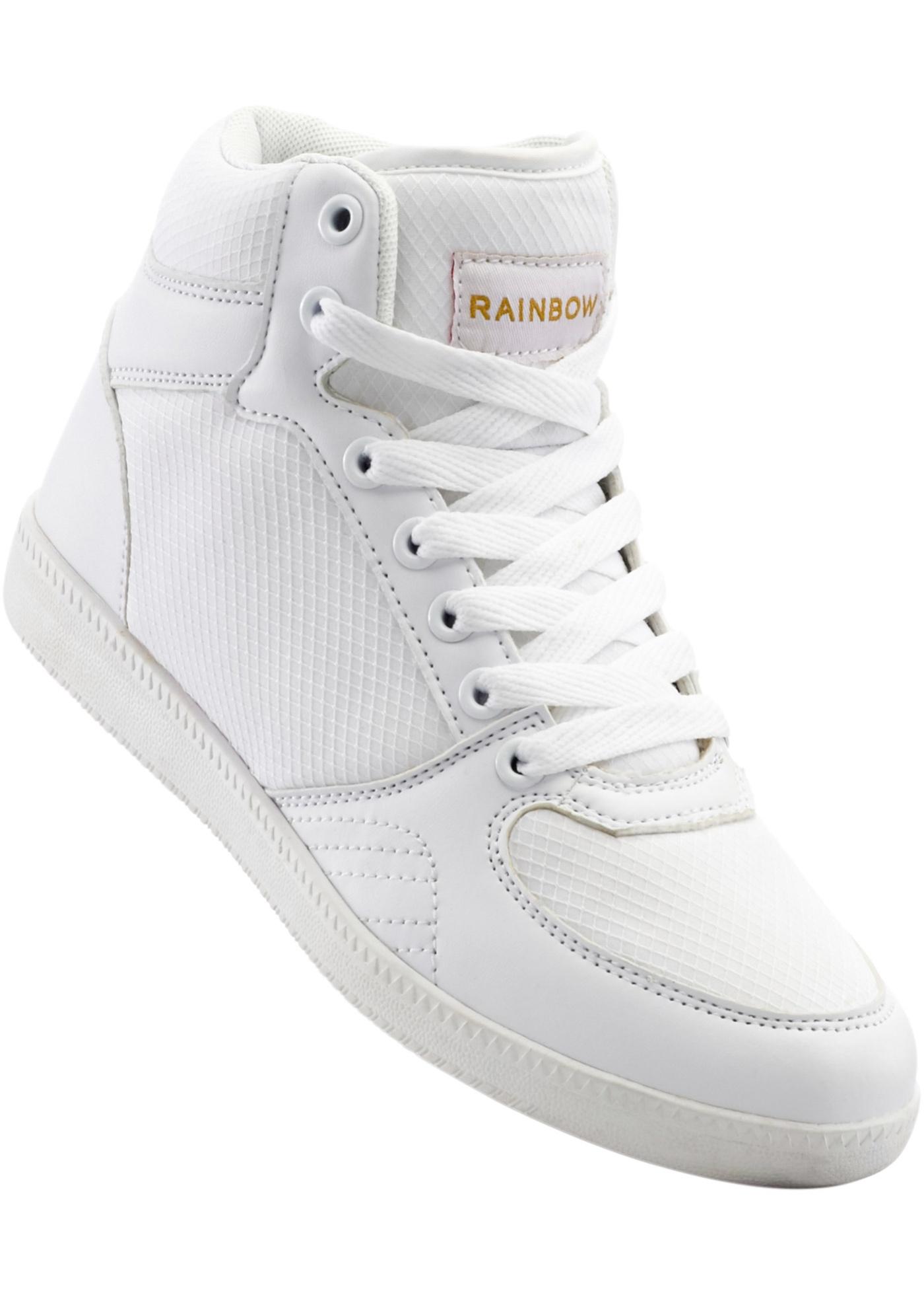 Sportovni vychazkova obuv panska bila levně  1dd827ff826