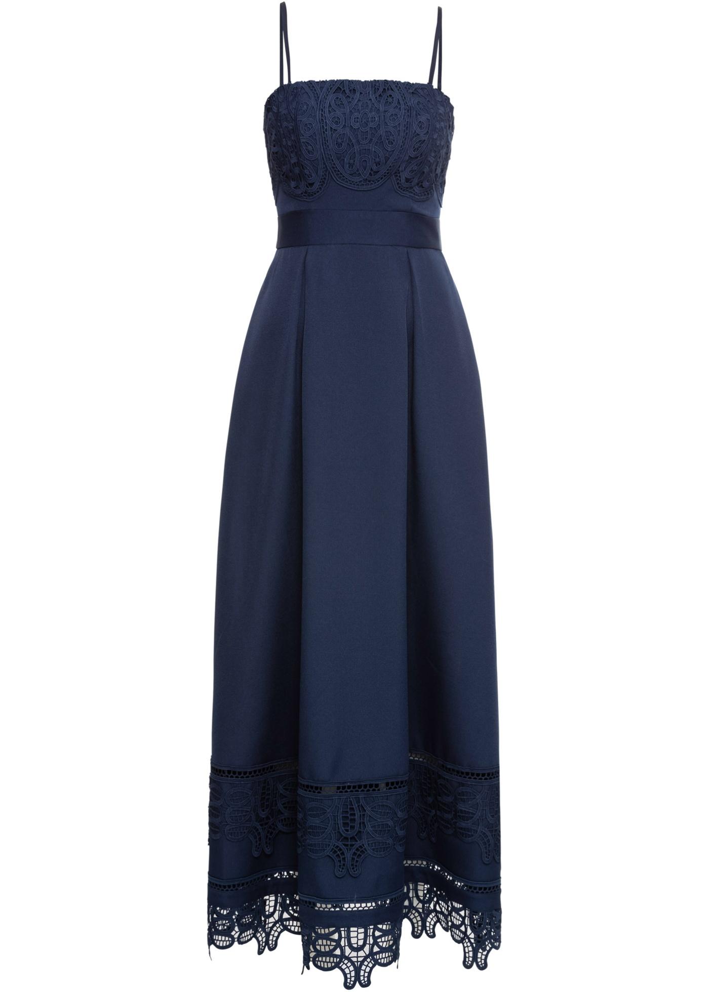 Svatební šaty - Modrá