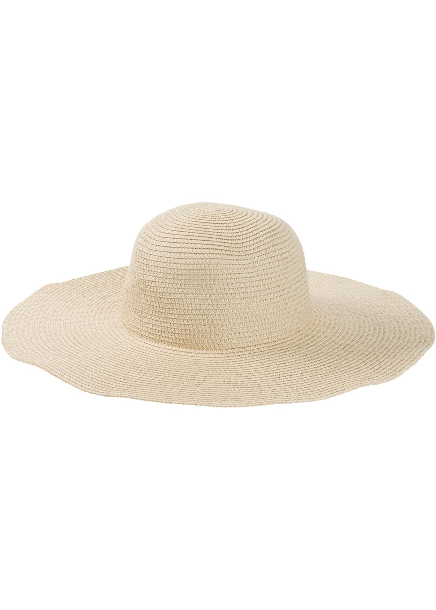Letní klobouk - Béžová c08d54e5e9