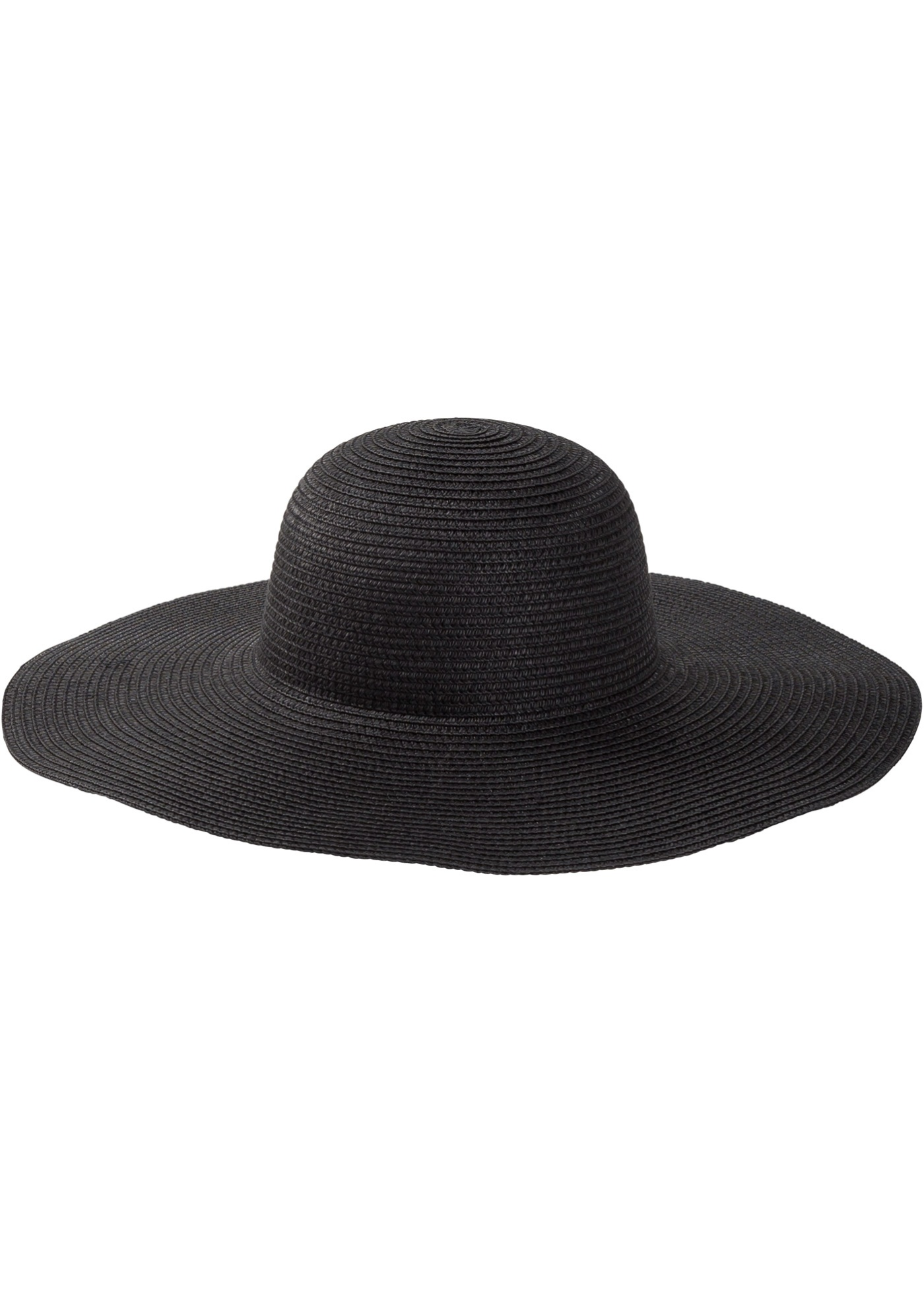 Letní klobouk - Černá 34370c69ed