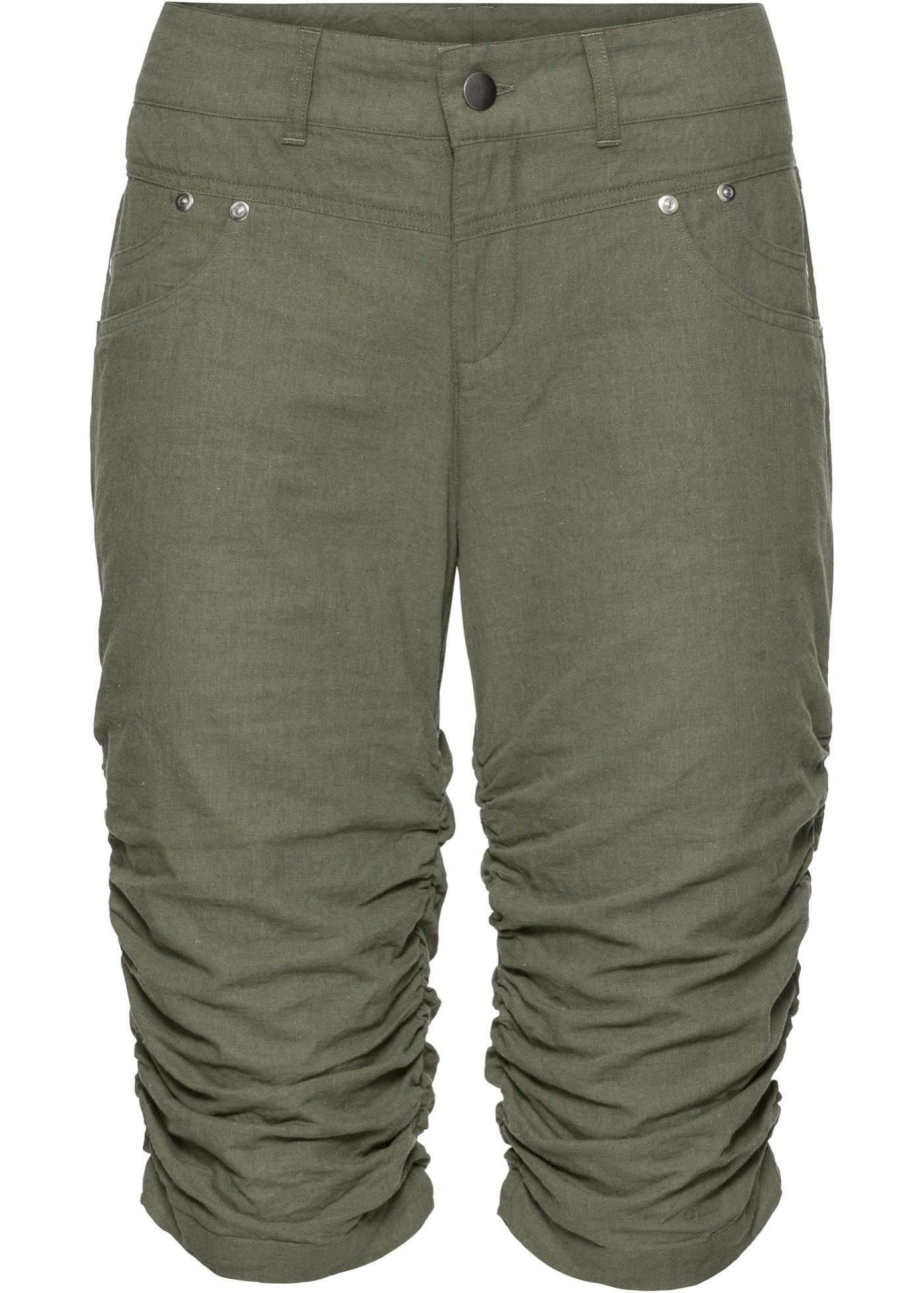 c7c8e7894ea9 Venca nohavice zelena 38 levně