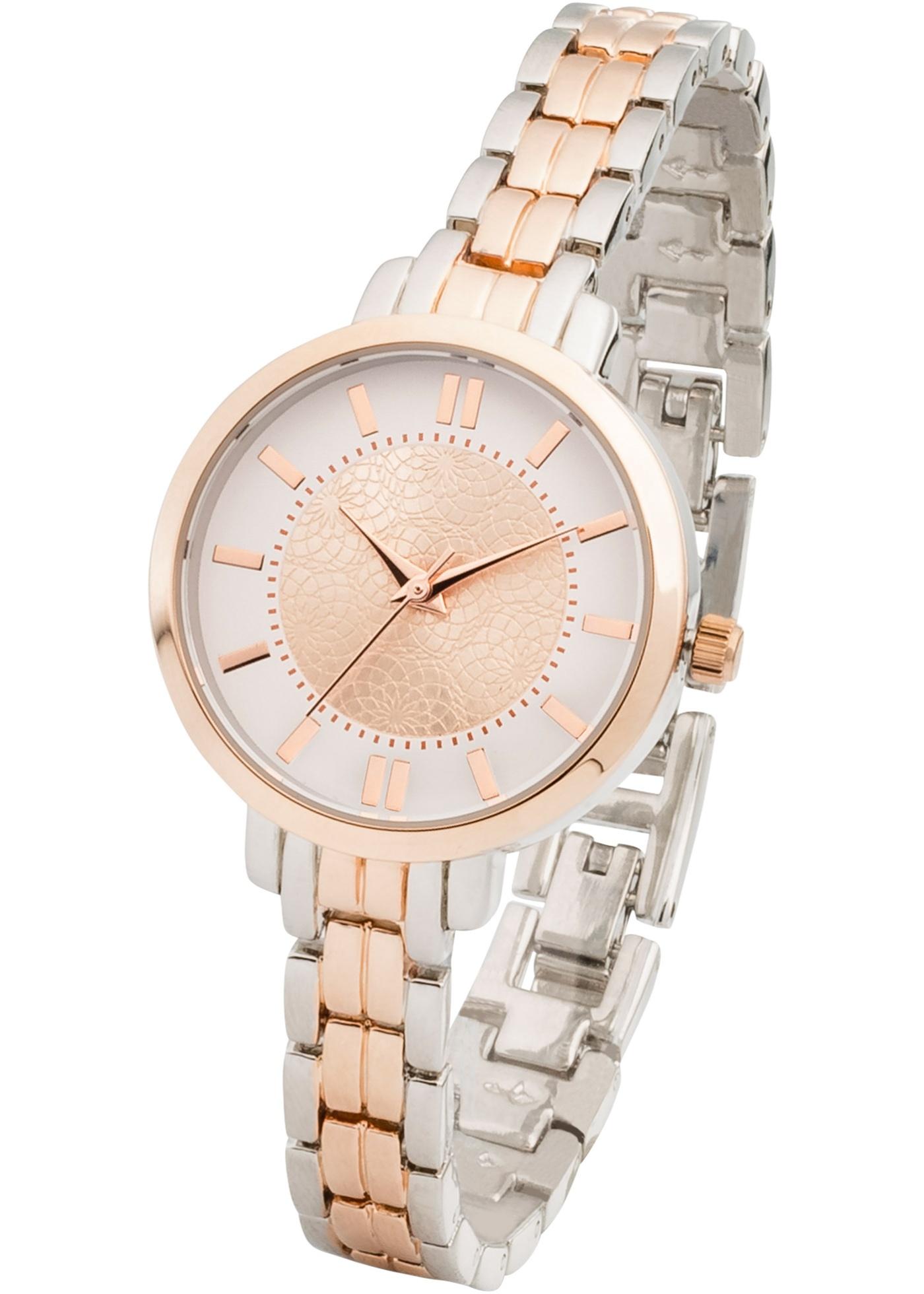 b33dbdea090 Náramkové hodinky Bicolor - zlatá