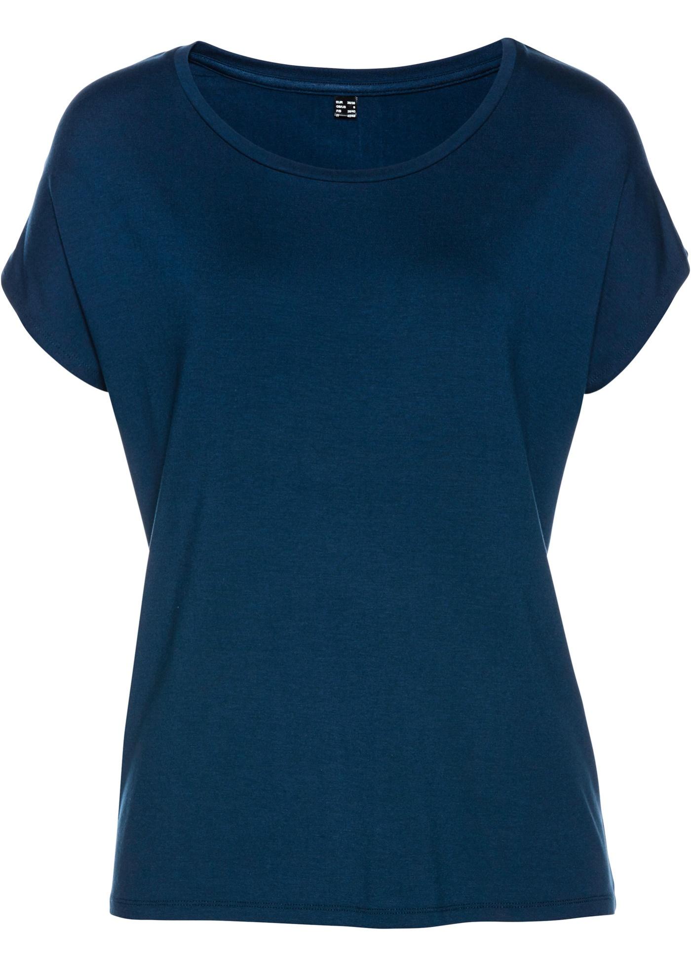 afea00b74a36 Tričko s potiskem - Modrá
