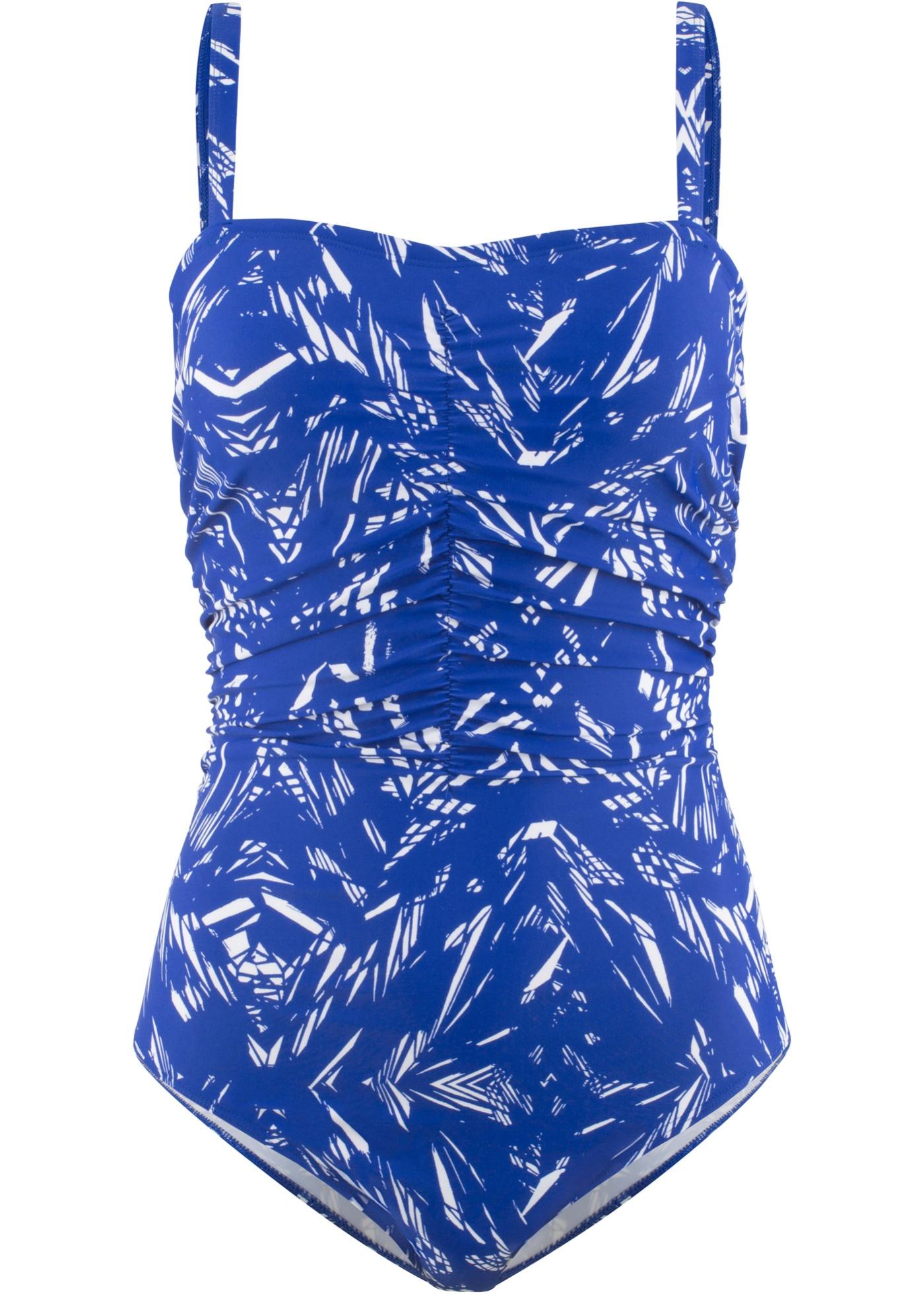 Jednodílné plavky - Modrá