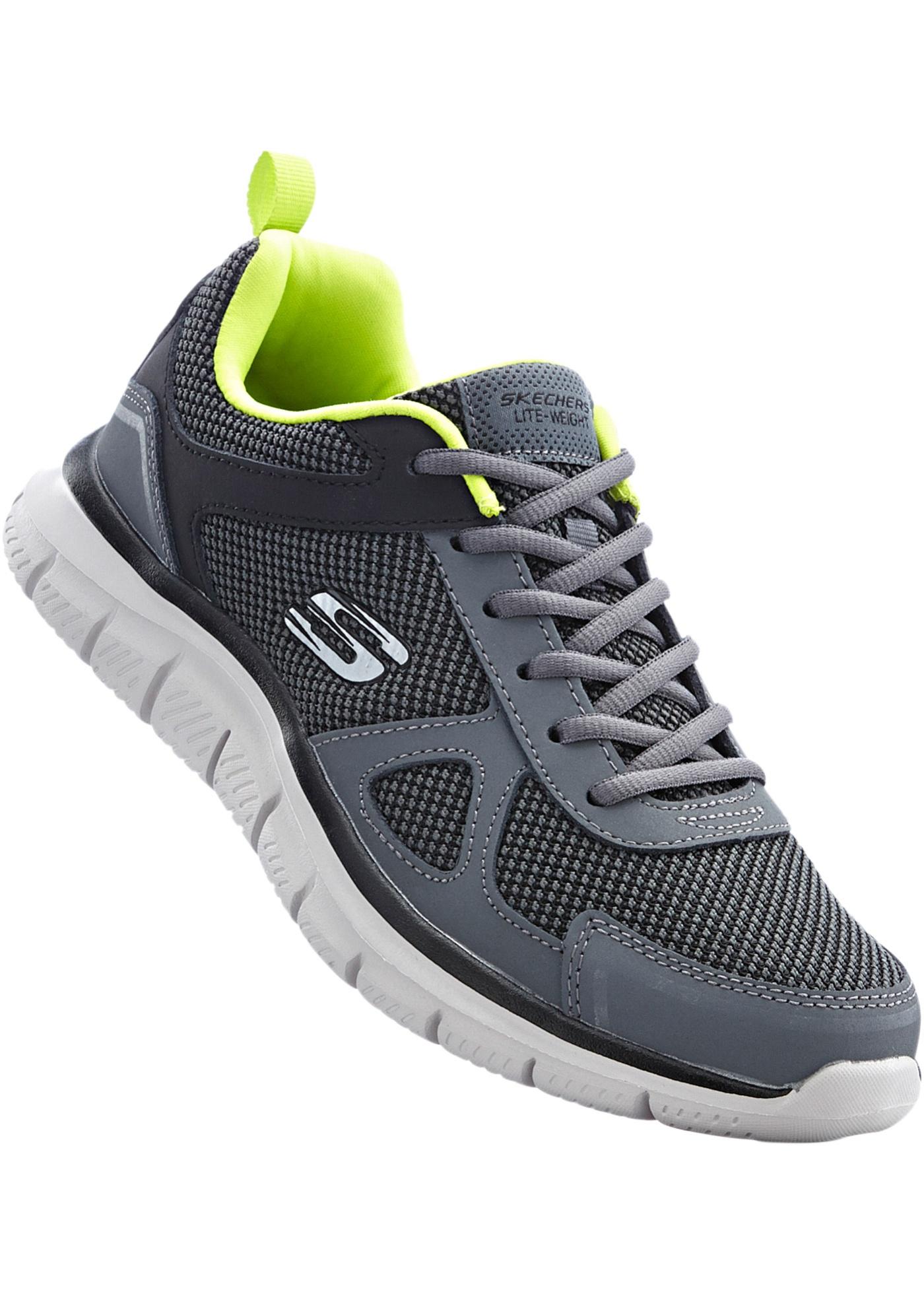 Sportovní obuv značky Skechers - Šedá 061011f37f