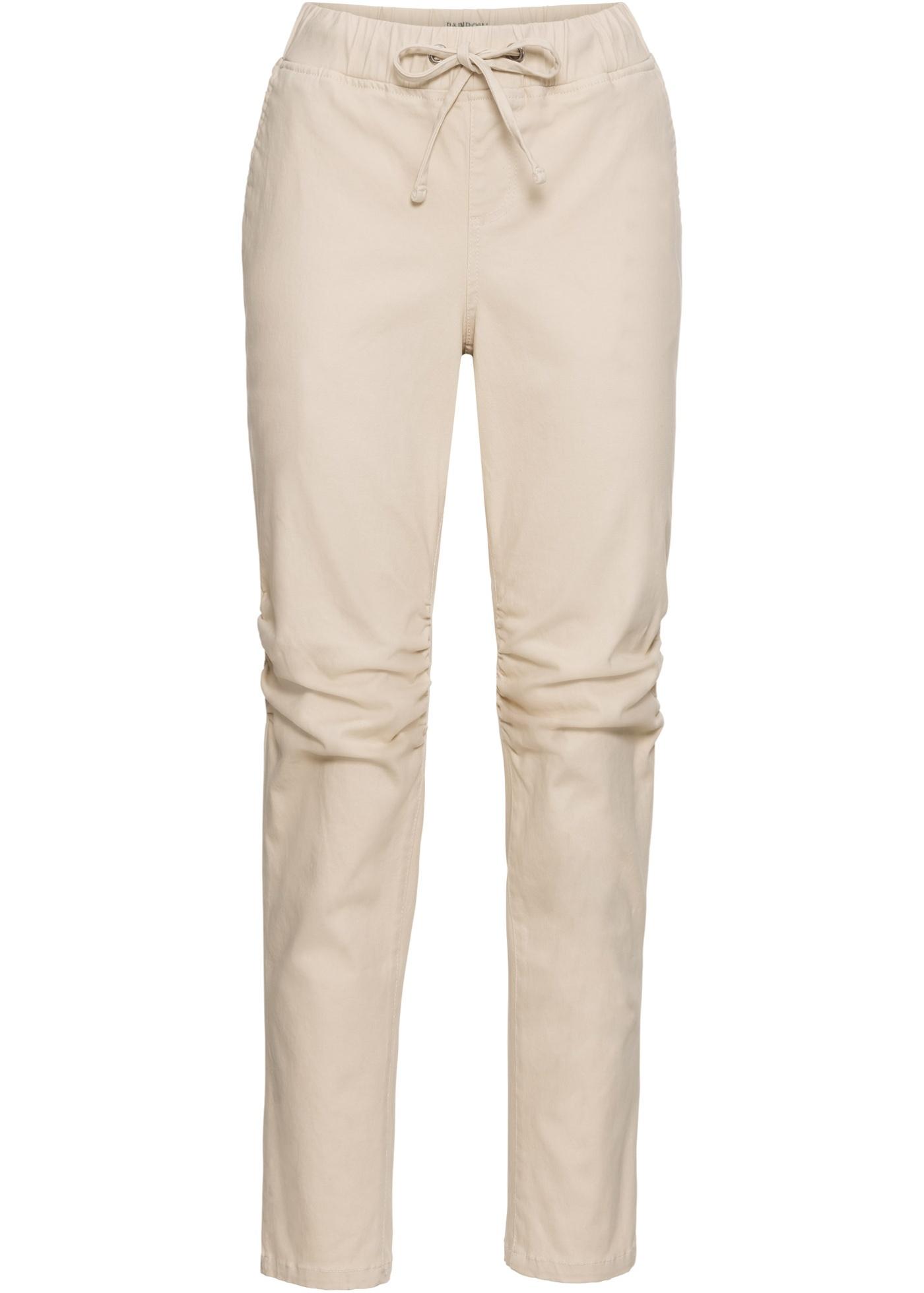 Kargo kalhoty - Béžová