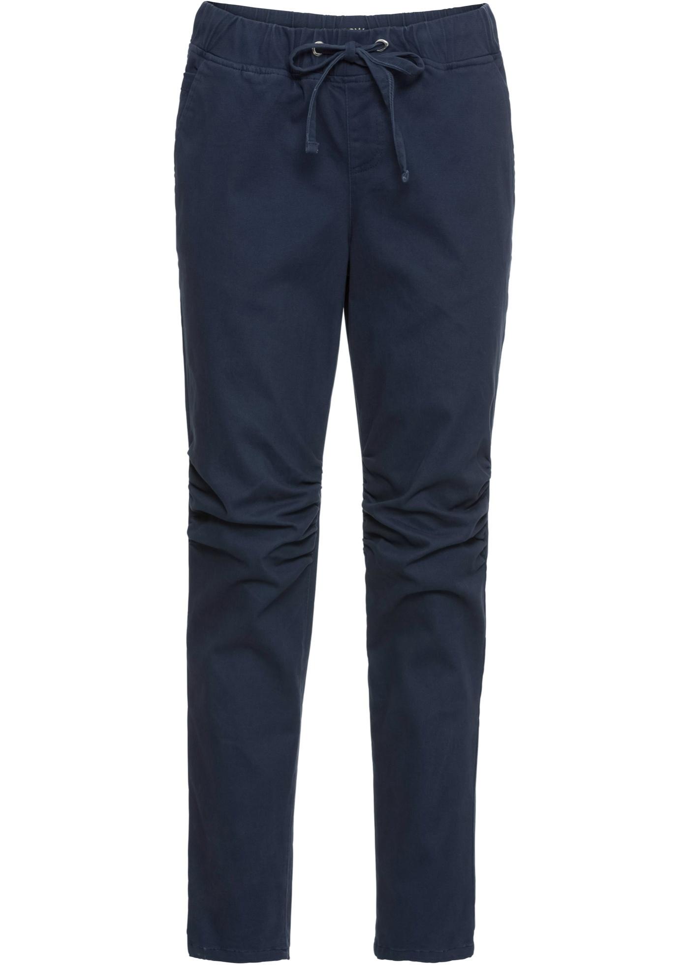 Kargo kalhoty - Modrá