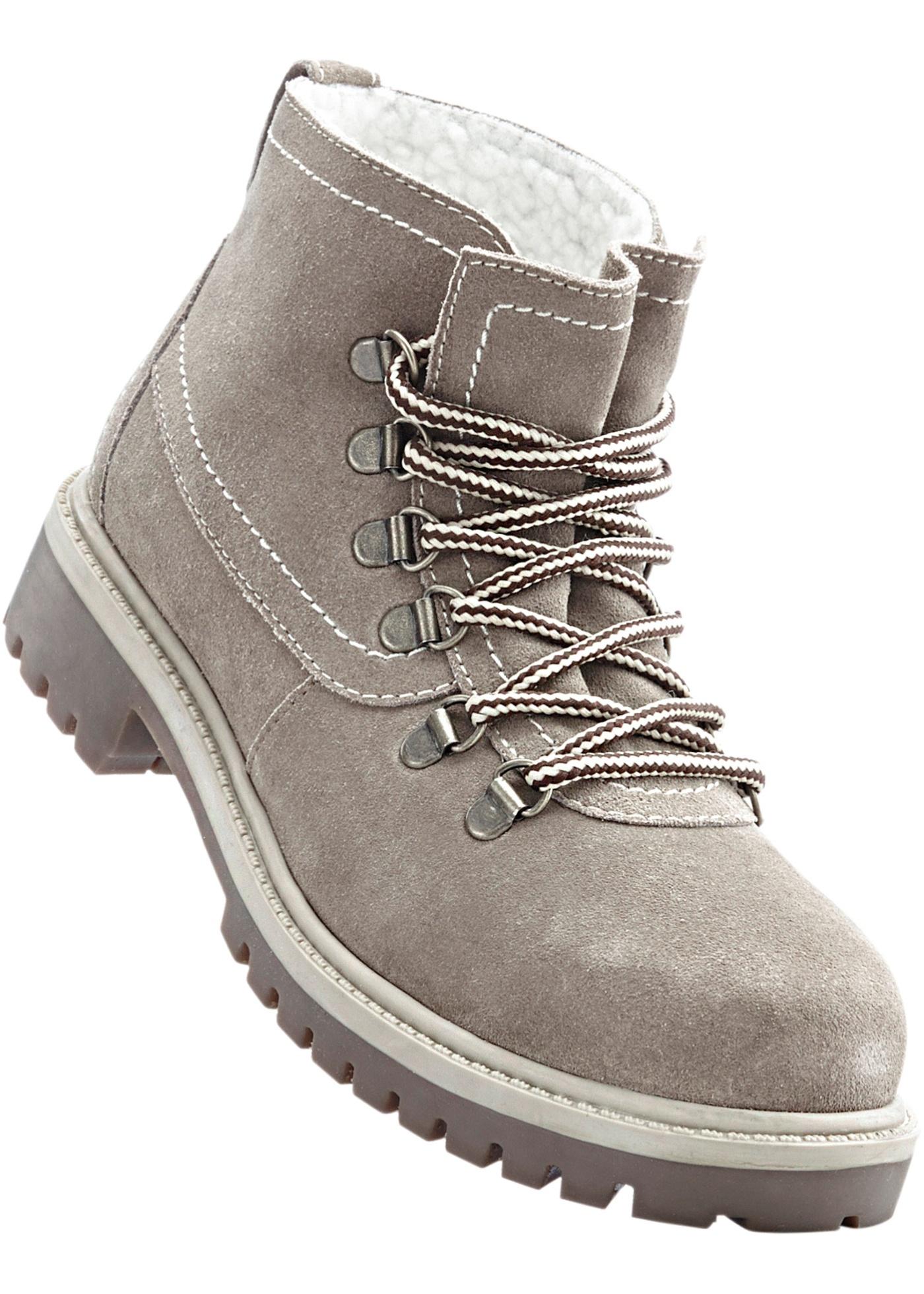 9f19f5e2a50b Kožená šněrovací obuv - Hnědá