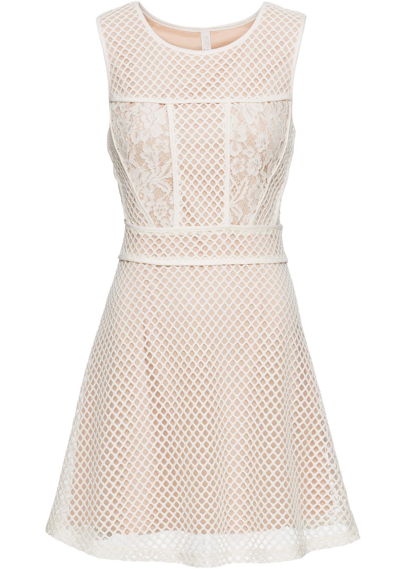Letní šaty - Bílá 68c715e94c